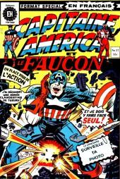 Capitaine America (Éditions Héritage) -57- Les rochers en feu!