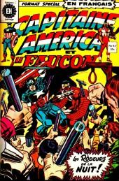 Capitaine America (Éditions Héritage) -61- Les rôdeurs de la nuit!