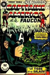 Capitaine America (Éditions Héritage) -67- Le tigre et le salopard!!