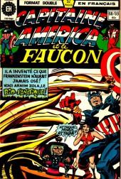Capitaine America (Éditions Héritage) -6869- Arnim Zola - Le bio-fanatique!!