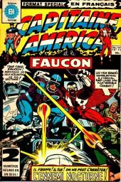 Capitaine America (Éditions Héritage) -7273- Le volant nocturne!