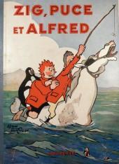 Zig et Puce (Hachette) -3- Zig, Puce et Alfred