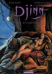 Djinn (Dufaux/Mirallès) -2ES- Les 30 clochettes