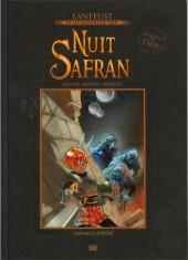 Lanfeust et les mondes de Troy - La collection (Hachette) -40- Nuit Safran - Albumen l'Ethéré