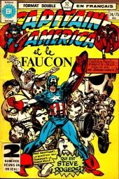 Capitaine America (Éditions Héritage) -7475- Comment ce fut vraiment!
