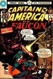 Capitaine America (Éditions Héritage) -7879- Les aventures du Capitaine America