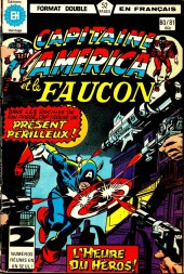 Capitaine America (Éditions Héritage) -8081- Cul-de-sac!