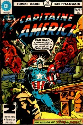 Capitaine America (Éditions Héritage) -8687- Le gantelet mortel