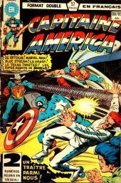 Capitaine America (Éditions Héritage) -8889- Des traîtres partout