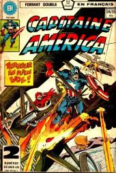 Capitaine America (Éditions Héritage) -9495- Poursuite par les cieux mortels!