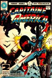 Capitaine America (Éditions Héritage) -9697- Au fond des cendres