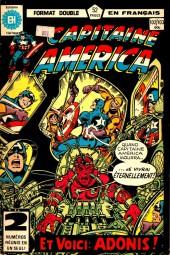 Capitaine America (Éditions Héritage) -102103- La conspiration de Lazare!