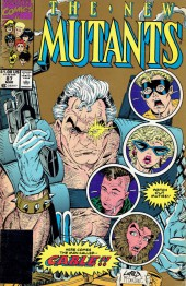 New Mutants (The) (1983) -87a- A show of power !