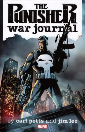 Punisher War Journal Vol.1 (Marvel comics - 1988) -INT- Punisher War Journal by Carl Potts and Jim Lee