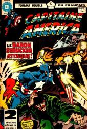 Capitaine America (Éditions Héritage) -106107- Au premières lueurs de l'aube!