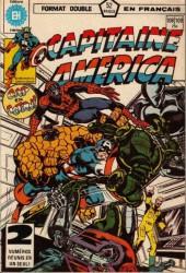 Capitaine America (Éditions Héritage) -108109- La mort frappe à la porte!