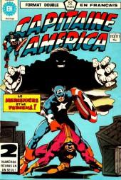 Capitaine America (Éditions Héritage) -110111- Le mercenaire et le dément!