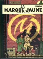 Blake et Mortimer (Historique) -5d70''- La Marque Jaune