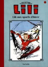 Lili - La collection (Hachette) -51- Lili aux sports d'hiver