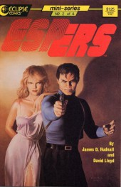 ESPers (1986) -2- The Coming Storm