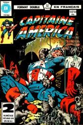 Capitaine America (Éditions Héritage) -132133- Rues minables