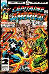 Capitaine America (Éditions Héritage) -134135- La mort d'un héros!