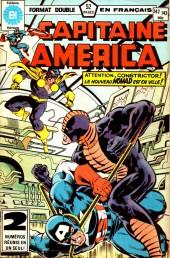 Capitaine America (Éditions Héritage) -142143- Tu ramperas sur le ventre et tu mangeras la poussière!