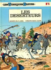 Les tuniques Bleues -5b1985- Les Déserteurs