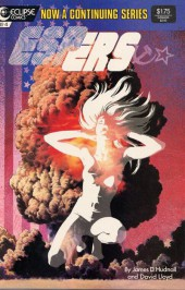 ESPers (1986) -4- The Tempest