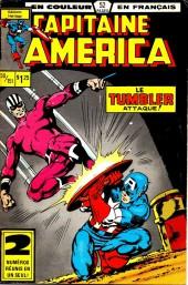 Capitaine America (Éditions Héritage) -150151- Echos