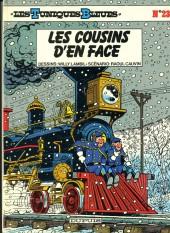 Les tuniques Bleues -23a1987- Les Cousins d'en face