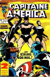 Capitaine America (Éditions Héritage) -156157- La mesure d'un homme!
