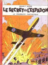 Blake et Mortimer (Historique) -1a57- Le secret de l'espadon - Tome I