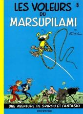 Spirou et Fantasio -5g91- Les voleurs du marsupilami