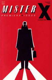 Mister X (1984) -1- Issue 1