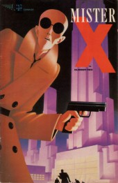 Mister X (1984) -2- Issue 2