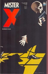 Mister X (1984) -4- Issue 4