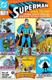 Superman (1939) -423- Whatever Happened to the Man of Tomorrow?, Part One