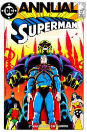 Superman (1939) -AN11- Annual 1985