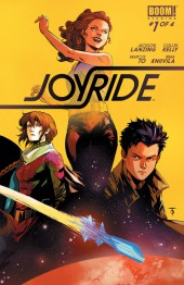 Joyride (2016) -1- Grand Theft Starship