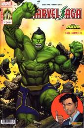 Marvel Saga (3e série - 2016) -3- Le Carrément Démentiel Hulk