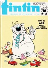 (Recueil) Tintin (Album du journal - Édition belge) -188- Tome 188