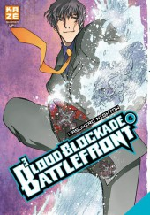 Blood Blockade Battlefront -4- Tome 4