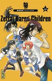 Zettai Karen Children -22- Tome 22