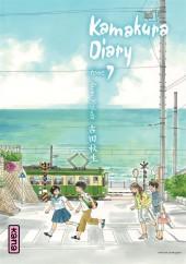 Kamakura Diary -7- Tome 7