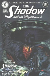 Shadow and the Mysterious 3 (The) - The Shadow and the Mysterious 3