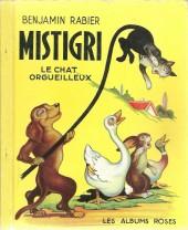 (AUT) Rabier - Mistigri, le chat orgueilleux