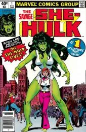Savage She-Hulk (The) (1980) -1- The She-Hulk Lives