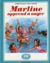 Martine -25a- Martine apprend à nager
