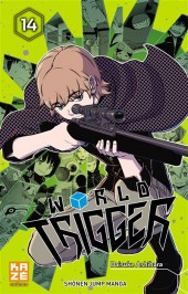 World Trigger -14- Tome 14